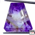 14.8 ct. Amethyst inclusions
