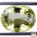8.7 ct. Golden Yellow Beryl