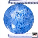 0.8 ct. Lazulite in Quartz