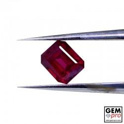 0.53 Carat Rubis Rouge de Madagascar