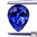 1.3 ct. Saphir Bleu