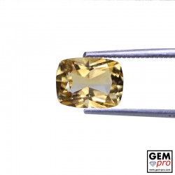 2.00 Carat Golden Scapolite Gems from Madagascar