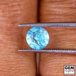 1.3 ct. Blue Apatite