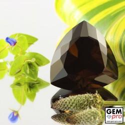 85.53 Carat Quartz fumé Gemme de Madagascar