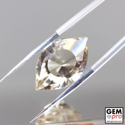 8.2 ct Smoky Quartz Gem from Madagascar Natural and Untreated