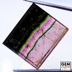 13.65 ct Multicolor Tourmaline Gems from Madagascar