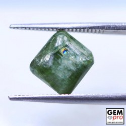2.86 ct Green Tourmaline Gem from Madagascar Natural and Untreated