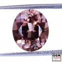 4.8 ct. Tourmaline Rose