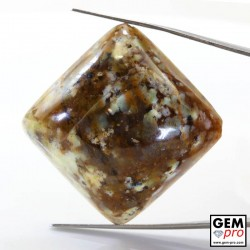 120.20 Carat Opale Commune Multicolore de Madagascar