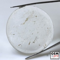 106.00 ct Colorless Quartz Gem from Madagascar Natural and Untreated