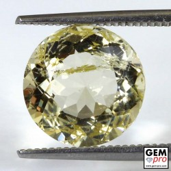 4.12 Carat Golden Scapolite Gems from Tanzania