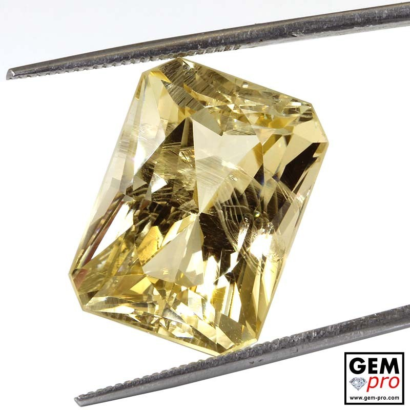19.72 ct Danburite from Madagascar Natural and Untreated
