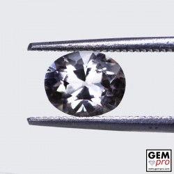 1.1 ct. Goshenite Colorless...