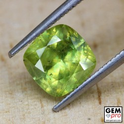 1.98 ct. Sphene (Titanite)