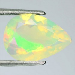 3.29 Carat Welo Opal Gem from Ethiopia