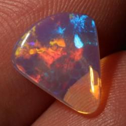 1.91 Carat Welo Opal Gem Ethiopia