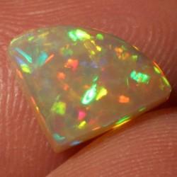 2.19 Carat Brilliant Welo Opal Gem Ethiopia