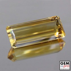 113.6 ct. Golden Citrine