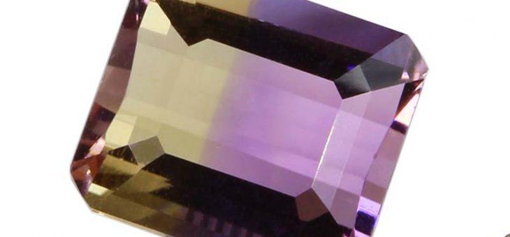 Découvrir l'Amétrine, gemme bicolore exceptionnelle !