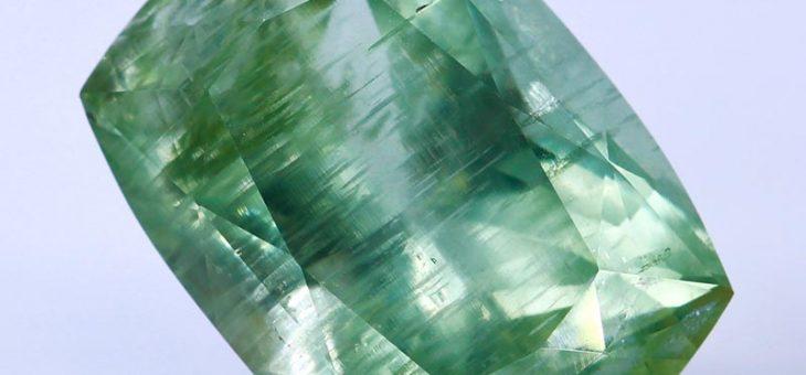 Émeraude, béryl vert et béryl vanadium