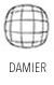 Acheter Gemmes et Pierres Précieuses Forme Damier