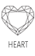 Buy Shop Heart Cut Gemstones