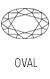 Buy Shop Oval Cut Gemstones