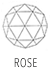 Acheter Gemmes et Pierres Précieuses Forme Rose