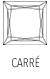 Acheter Gemmes et Pierres Précieuses de forme carré