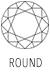 Buy Shop Round Cut Gemstones