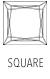 Buy Shop Square Cut Gemstones